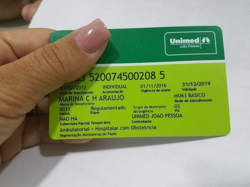 Validade das carteiras do plano saúde é prorrogada ate final de fevereiro