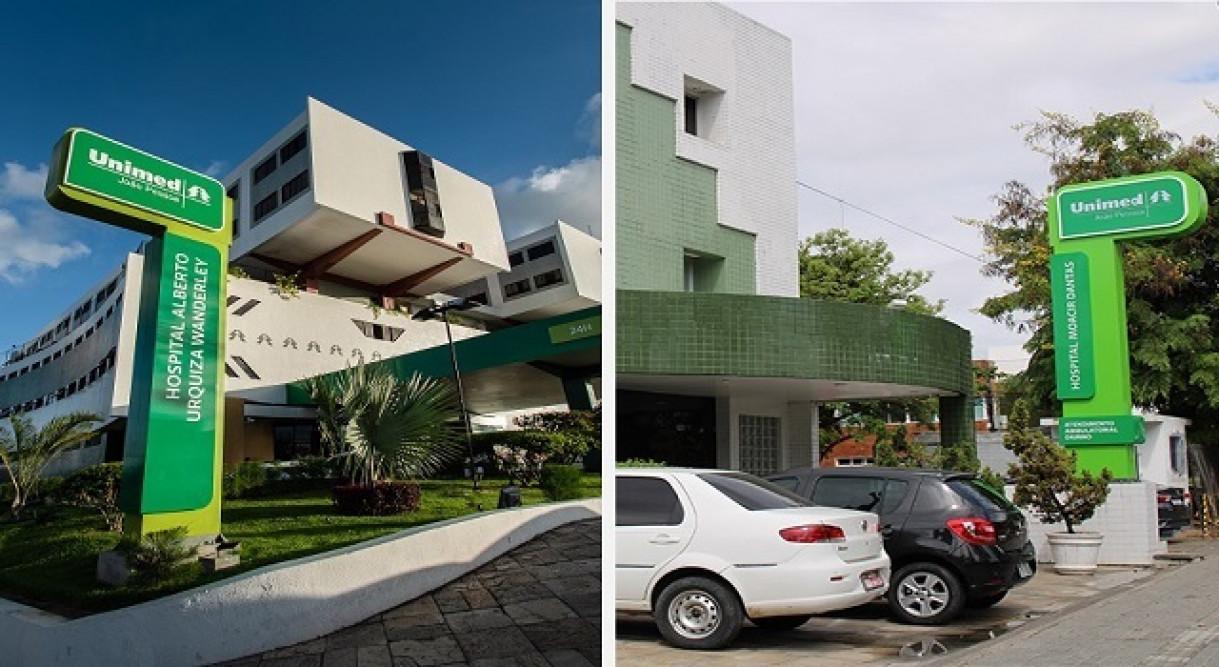 Hospitais da Unimed JP mudam regras de visita para proteger pacientes