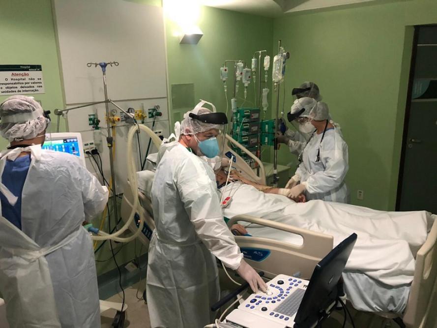 Unimed João Pessoa conta com UTI moderna para tratamento da covid-19