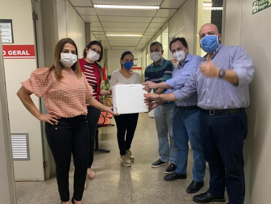 Unimed JP doa testes para triagem de plasma usado no tratamento de covid-19