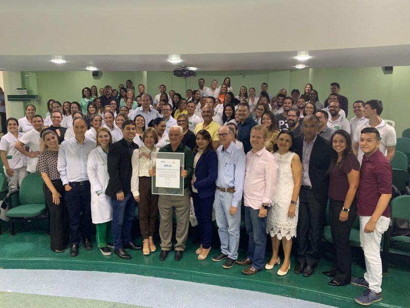 Hospital Alberto Urquiza recebe certificação inédita na Paraíba
