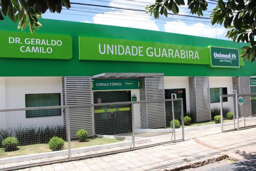 A Unidade Guarabira atende clientes da Unimed JP na região do Brejo