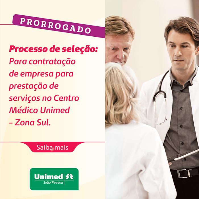 Edital Centro Medico