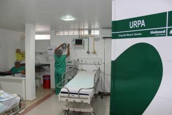 Unidade de Recuperação Pós-Anestésica (URPA)