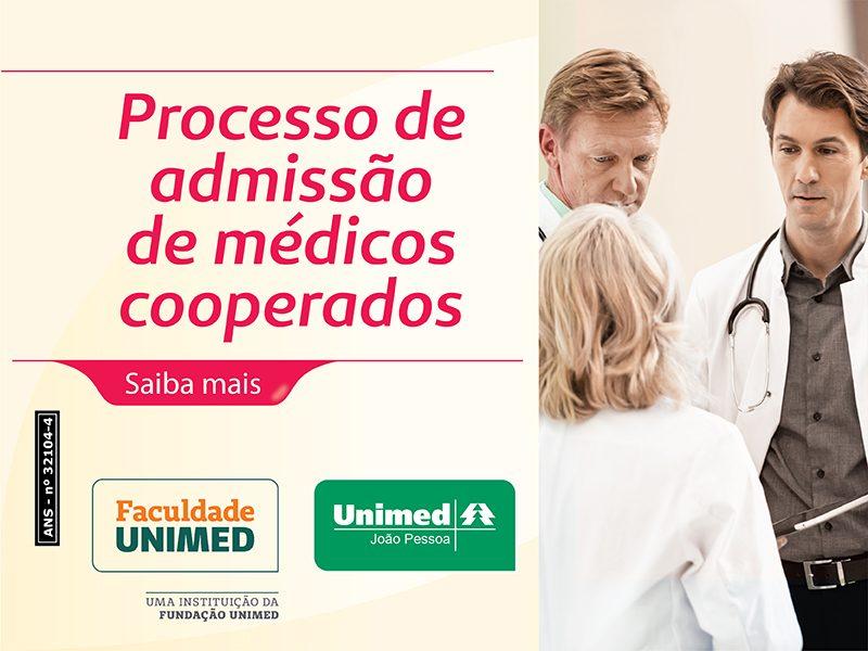 SELEÇÃO PÚBLICA PARA FILIAÇÃO DE MÉDICOS