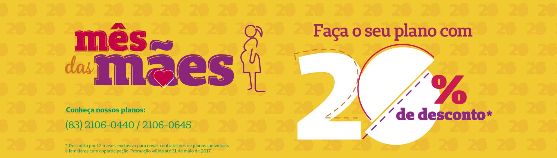 Campanha do Dia das Mães 2017